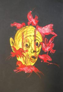 Nightmare by David Jones