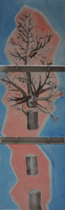 Tree in Stages by Miro Tomarkin