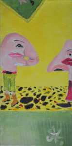 Blamey and Nosey by Miro Tomarkin