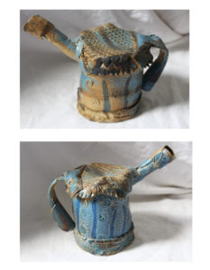 Non-Functional Teapot Two by Hannah Swain