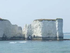 Old Harry Rocks by Iconic