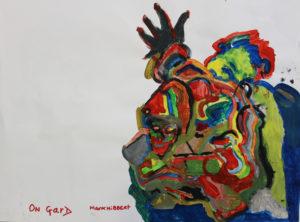 On Gard by Mark Hibbert