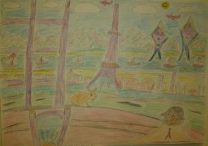 One of our Eiffel Towers is Missing by Christopher Higgs