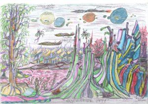 Oschiafisa City by Lillian D French