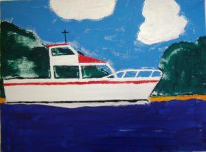 Boating by Tony Thomas