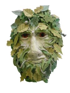 Green Man by Mark Sheridan by The Friday Collective