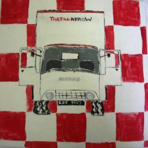 Trucking by Tony Thomas