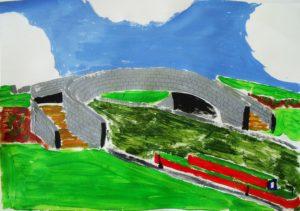 Canal Bridge by Tony Thomas