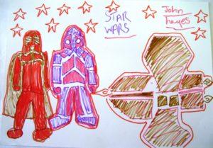Star Wars by John Hayes