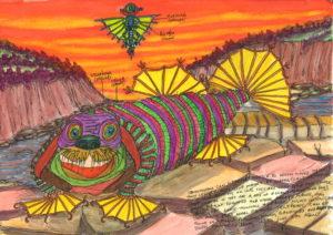 Ozuahoyan by Lillian D French