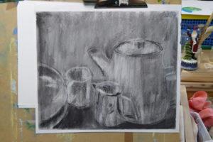 Sketch by William Phillips