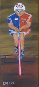 Chris Hoy by Edward Henry