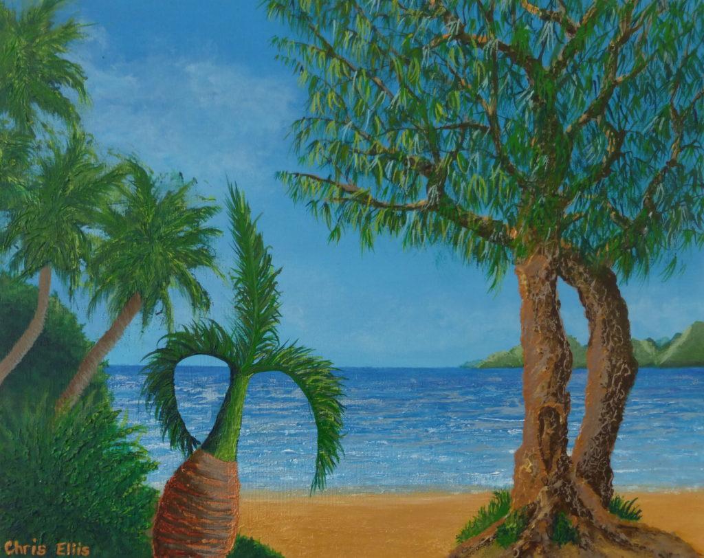26608 || 4338 || Indian Ocean Beach ||  || 7054