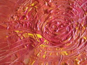 Textured Swirl by Sam Randall
