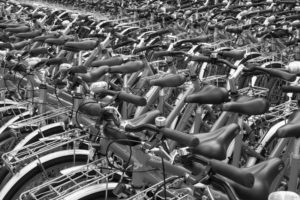 Bicycles by William Phillips 2