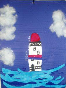 A Seaside by Lillian Daphne Cole