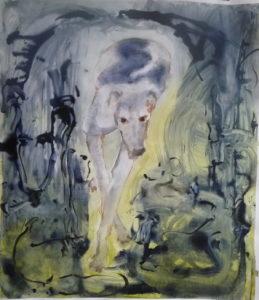 Sirus  Mythological Dog by Caroline Truss