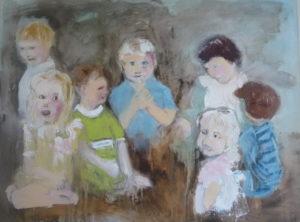 Children at Play by Caroline Truss