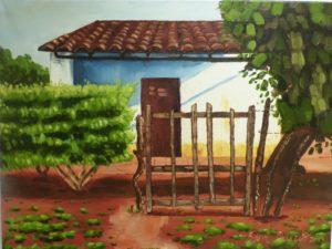 Paraguay by CurcioArt