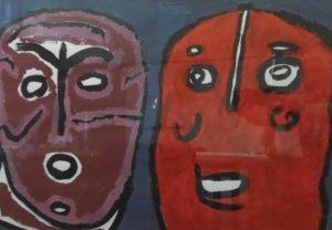 Masks by Kevin Hogan