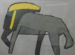 Horse by Tina Kelly