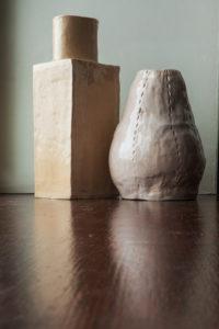 Ceramic pots by William Phillips