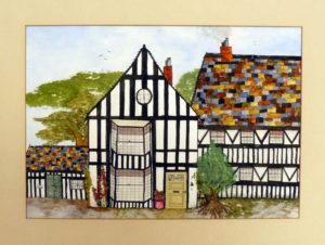 Tudor House by Chrissy
