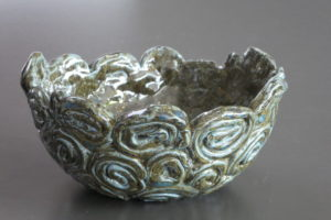 Bowl by William Phillips