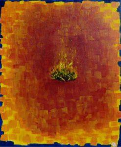Campfire by Lyeekha