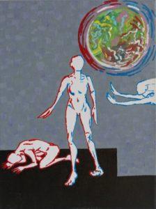 Migrainous Vision by Lyeekha