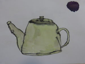 Teapot by Connor V