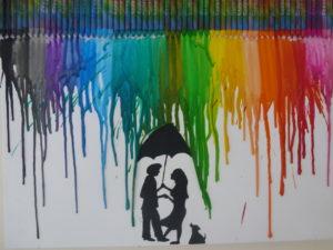 Love The Rain by Isabelle McGowan