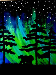 Under the Northern Lights by Isabelle McGowan