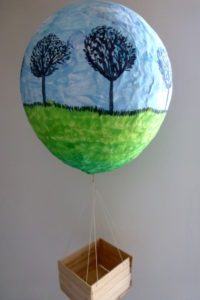 Floating on Trees by Isabelle McGowan