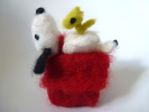 Snoopy by Isabelle McGowan