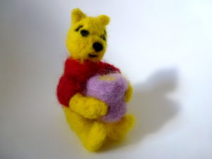 Winnie the Pooh by Isabelle McGowan