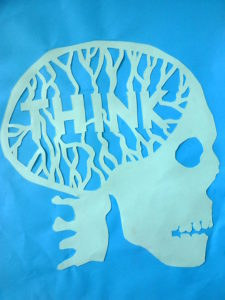 Think by Isabelle McGowan