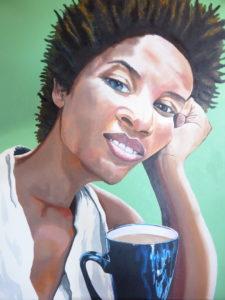 Tea With You by MELISSA GUNASENA