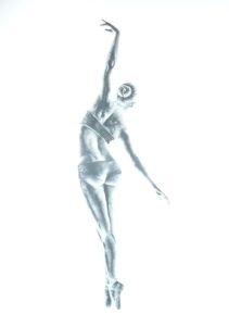 Ballerina 4 by Jonathan dos Remedios