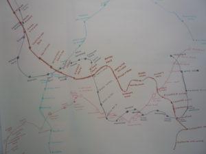 TFL Map by Wayne McGregor
