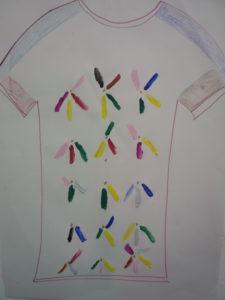 TFL T-shirt by Wayne McGregor