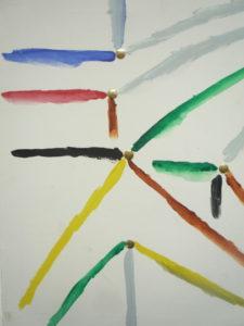 TFL Canvas by Wayne McGregor