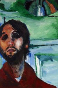 Self at 31 During A Depressive Episode by Sam Richardson