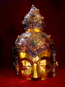 head of shiva by Athol Tufnell