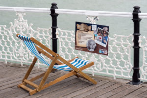 Deck chair by William Phillips 2
