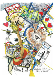 Nothing but a Pack of Cards by Marianne Sturtridge