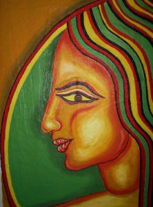 Ashame by creative visual artist
