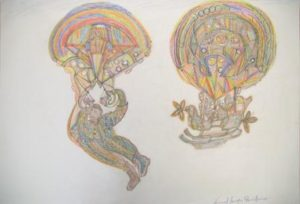 Parachutes by Manuel Bonifacio