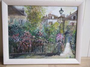 Parisian lane by Michael Spencer