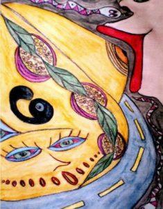 Passion Fruit by julie Bagwash